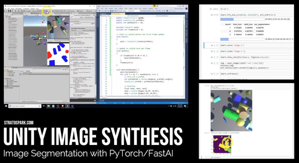stratospark – Generating Synthetic Data for Image